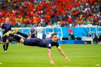 Vandaag vier jaar geleden: Nederland - Spanje 5-1