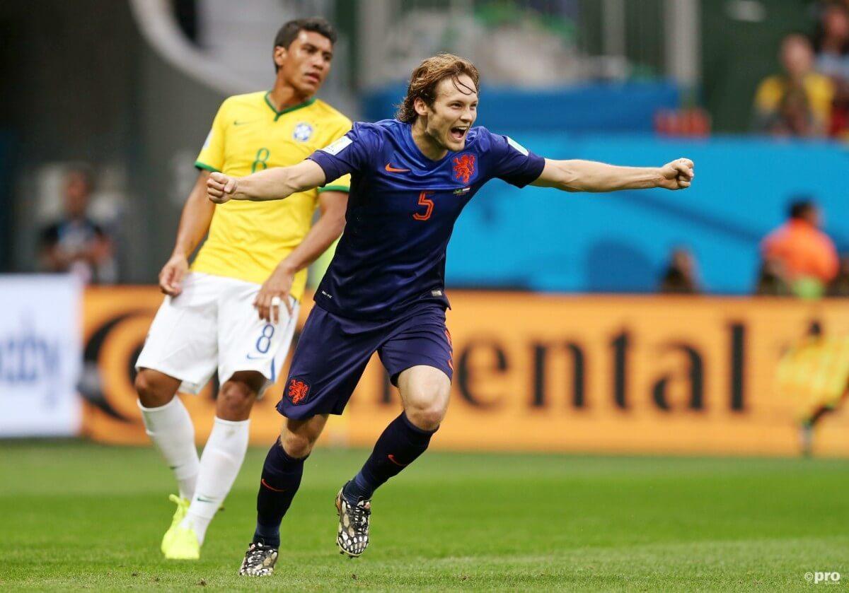Terug in de tijd: Nederland - Brazilië 3-0