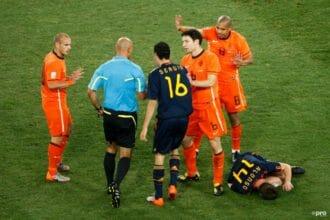 'De Jong één van hardste voetballers ooit'