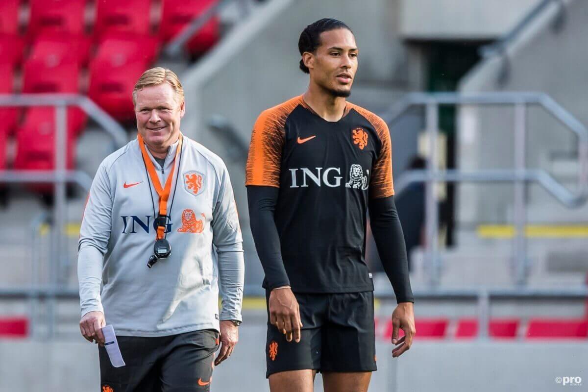 Oranje zit Duitsland op de hielen op FIFA-ranking