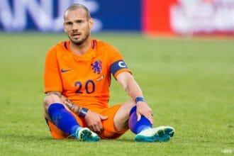 'Afscheid van Sneijder is krankzinnig'