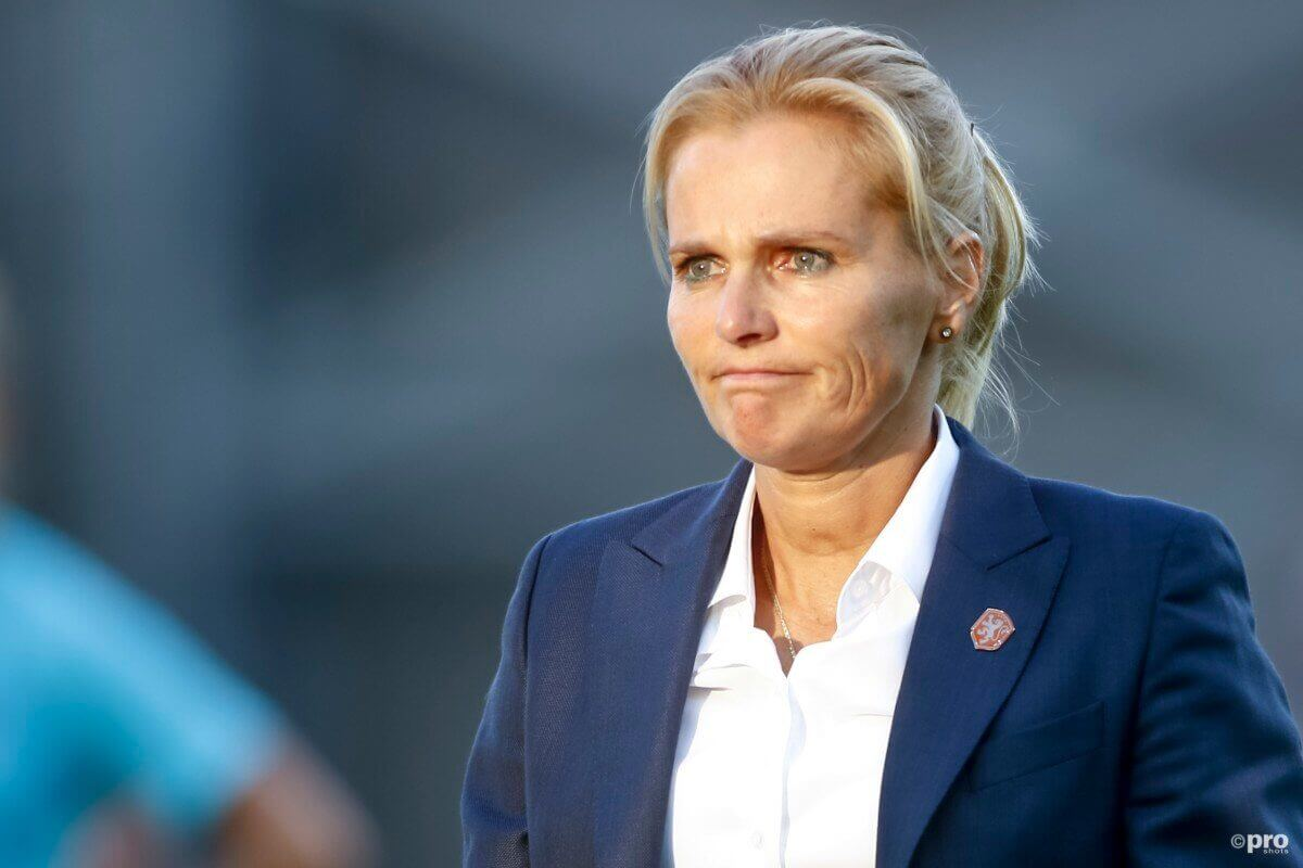 "Bondscoach Wiegman: ""We maakten als team fouten"""