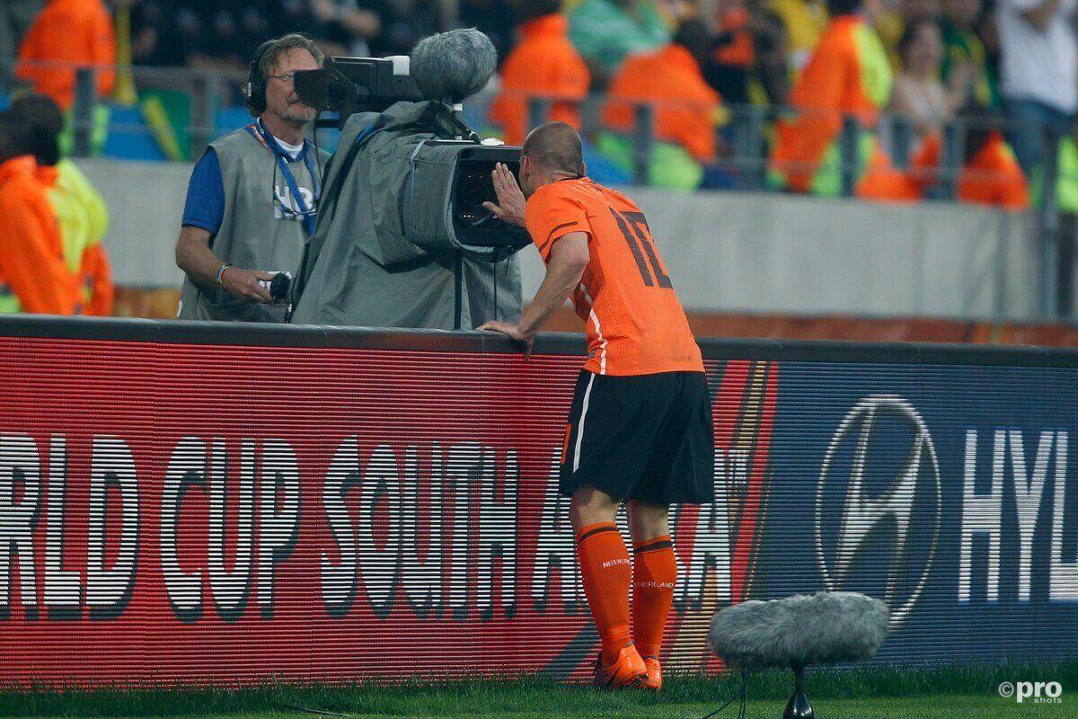De 5 mooiste Sneijder-momenten in Oranje