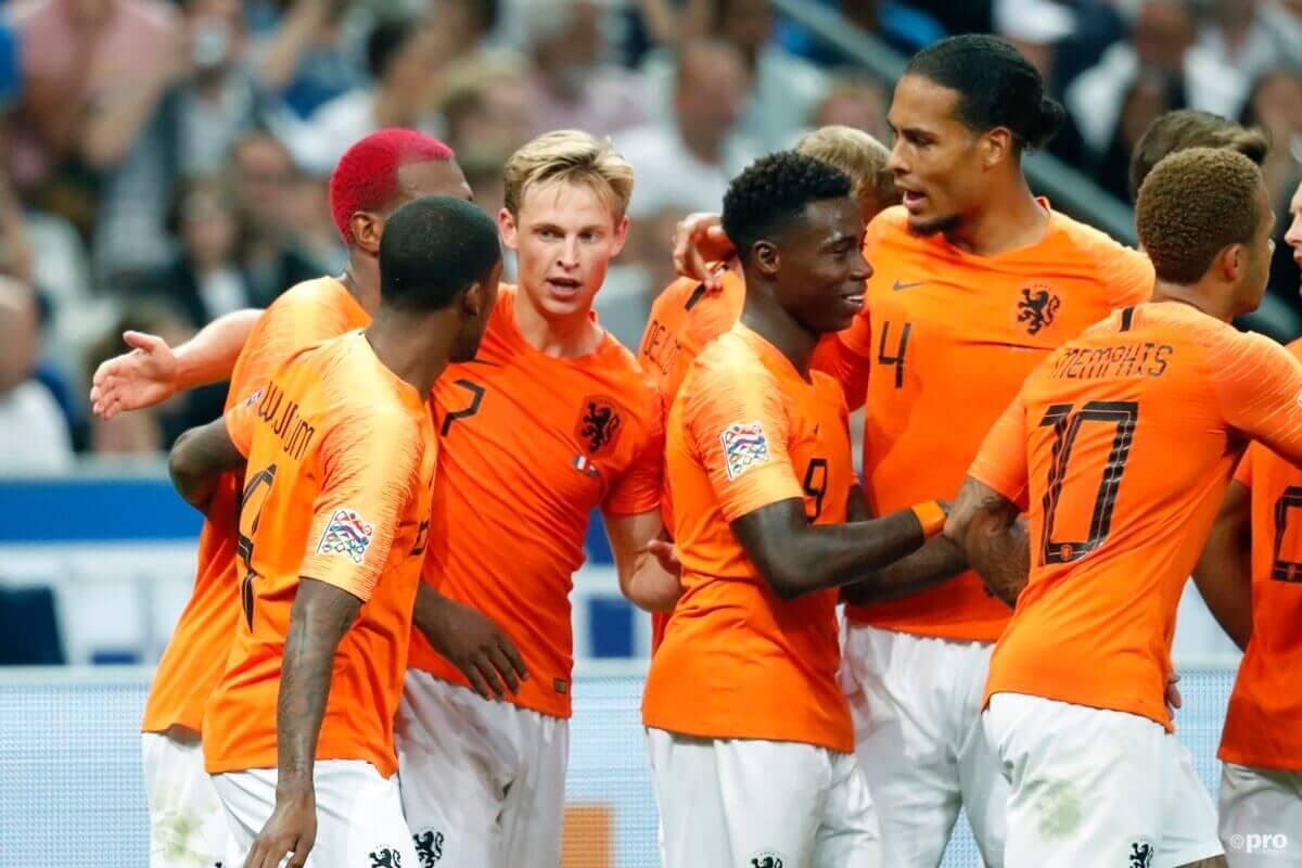 Grote verrassingen in voorselectie Nederlands elftal