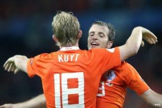 Ook Kuyt en Van der Vaart krijgen afscheid