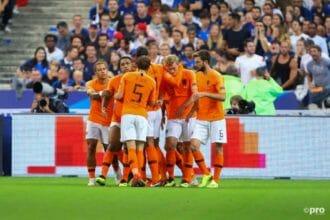 Oranje stijgt en daalt niet op FIFA-ranking