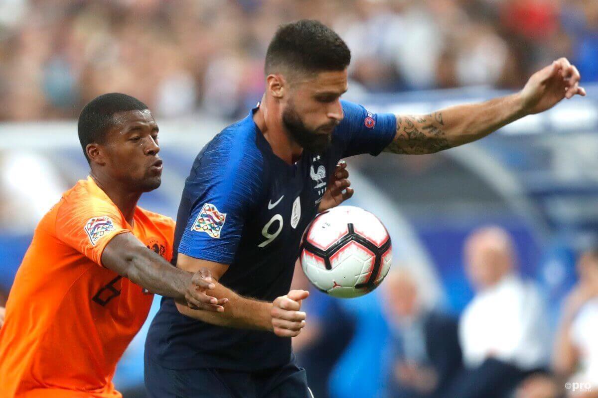 Oranje verliest nipt van Frankrijk
