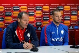 Sneijder: 'Donderstraal effe op, zeg'