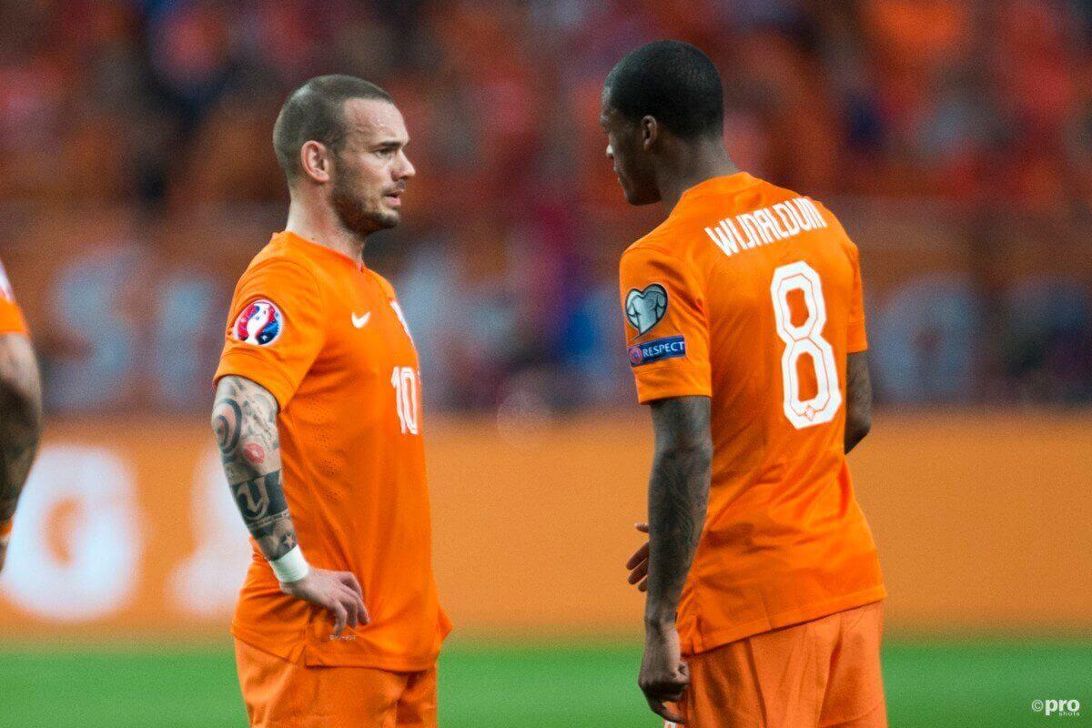 'Sneijder verdient dit afscheid tegen Peru'