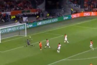 Video: Memphis zet Oranje op 1-1