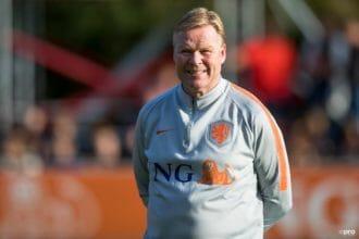 'De Jong kan spelen tegen Duitsland'