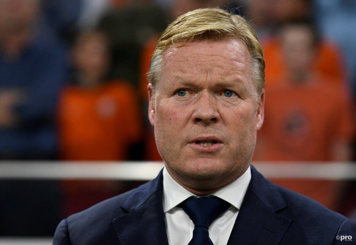 """Koeman: """"Ik voorzie een grote toekomst voor Oranje"""""""