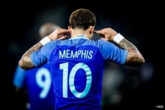 'Memphis voelt zich nog geen echte spits'