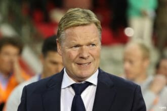 Koeman heeft 'ontsnappingsclausule' in contract