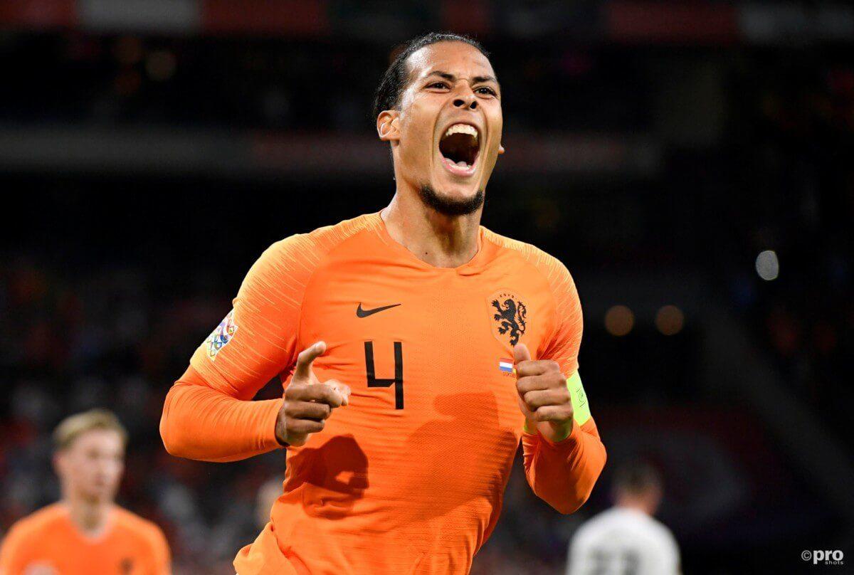 Nederland verslaat Duitsland met 3-0