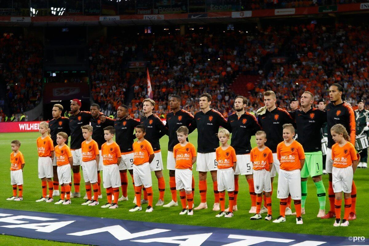 'Oranje op weg naar geplaatste status'