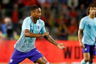 Rosario baalt van zijn debuut in Oranje