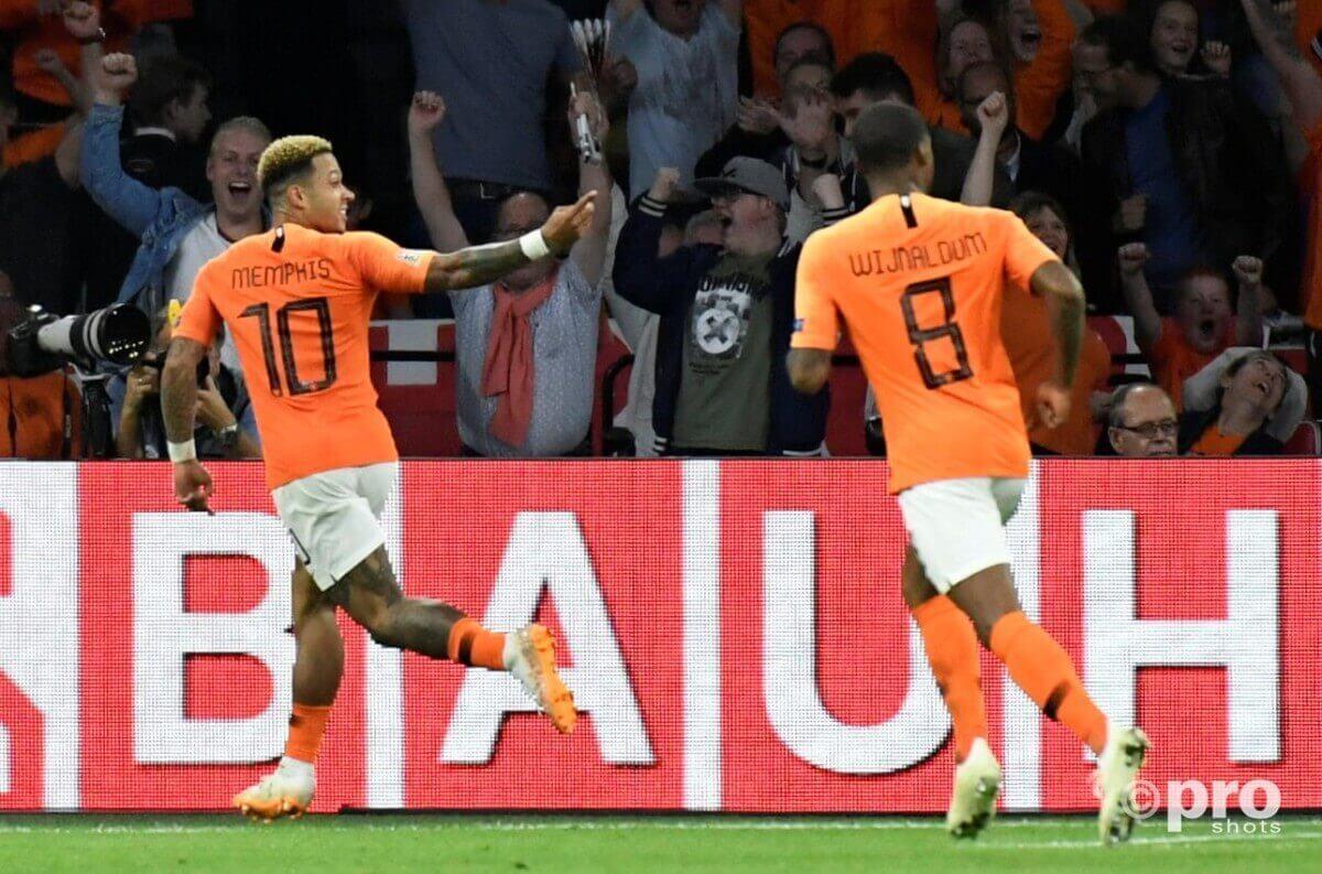 Voorbeschouwing België - Nederland