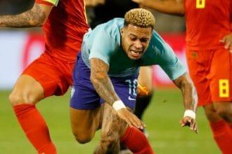'Oranje ziet ons als sterk team'