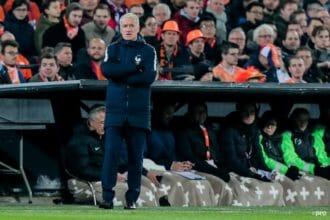 Franse bondscoach Deschamps: 'Zege Oranje was terecht'
