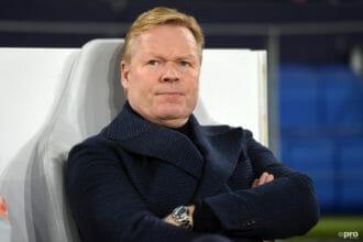 """Koeman kiest voor De Jong: """"Geen moeilijke keuze"""""""