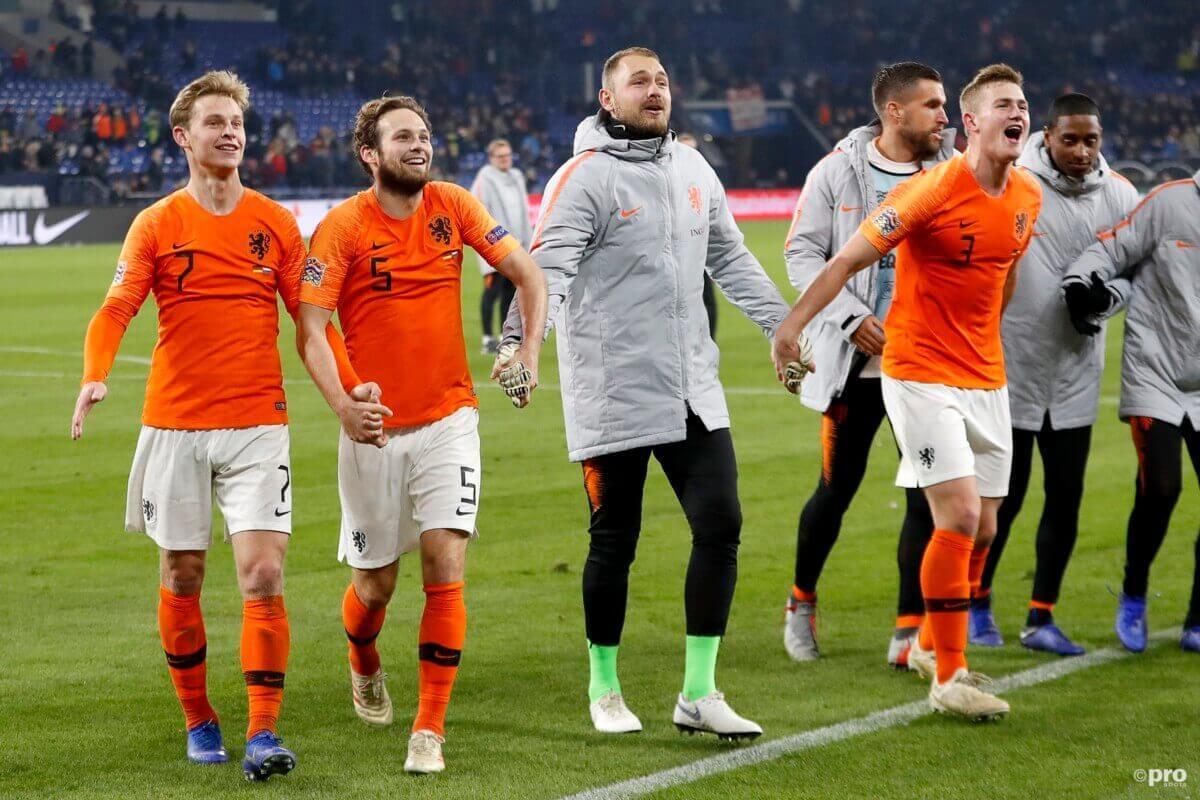 Samenvatting Duitsland - Nederland 2-2