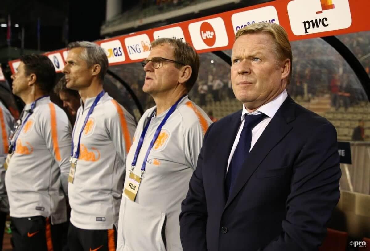 Dilrosun debuteert in selectie Oranje