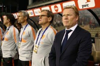 Geen moment stilte en rouwbanden voor 'Utrecht' bij Oranje