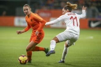 'Groenen mist mogelijk oefenwedstrijden Oranje door blessure'