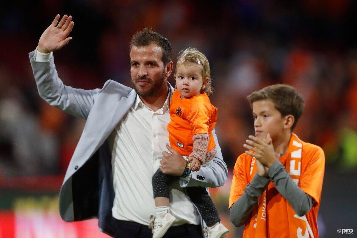 Vd Vaart stopt per direct met voetballen