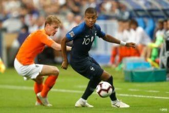 Mbappé ziet Oranje-revelatie graag naar Parijs komen
