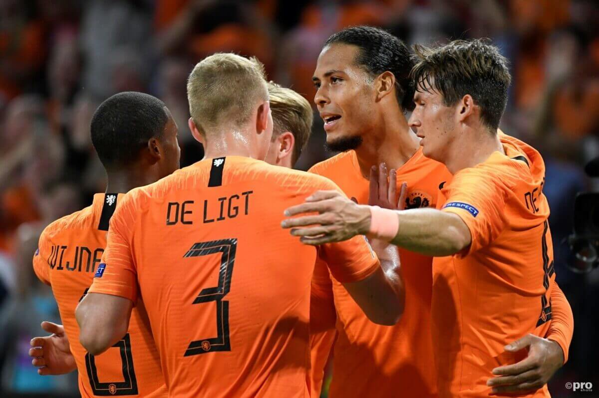 Dit is de Oranje-international van 2018
