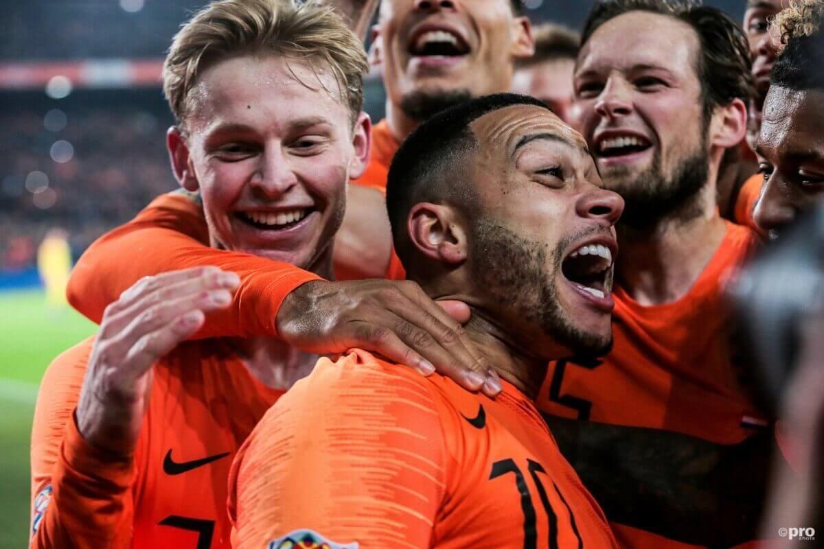 Oranje terugblik op 2018