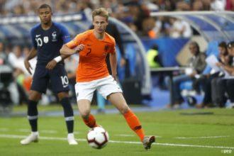 POLL: Wie was de beste Oranje-middenvelder van 2018?