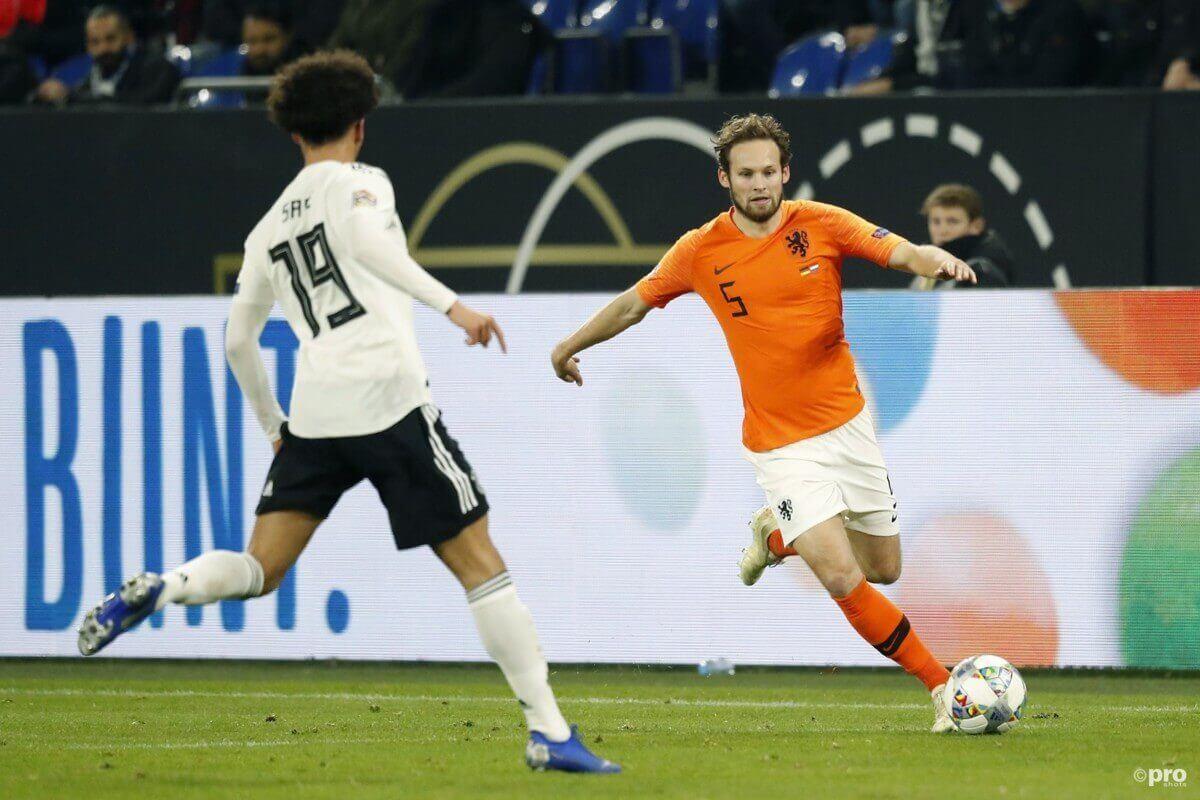 Wie was de beste Oranje-verdediger van 2018