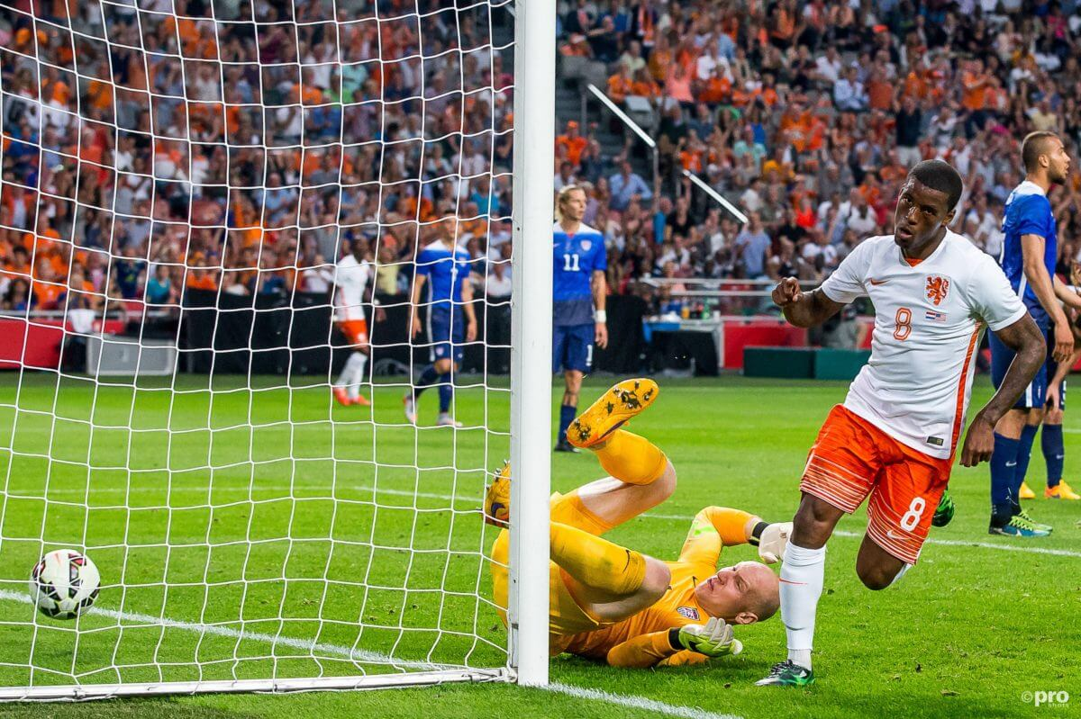 Oefenwedstrijd Nederland - Verenigde Staten