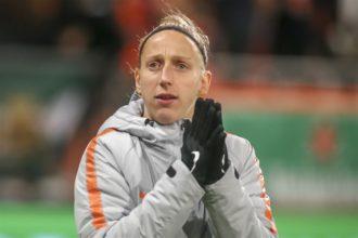 """Van Veenendaal duidelijk: """"Ik wil op dat WK spelen"""""""