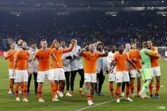 Geen huldiging bij eventuele Nations League-winst Oranje