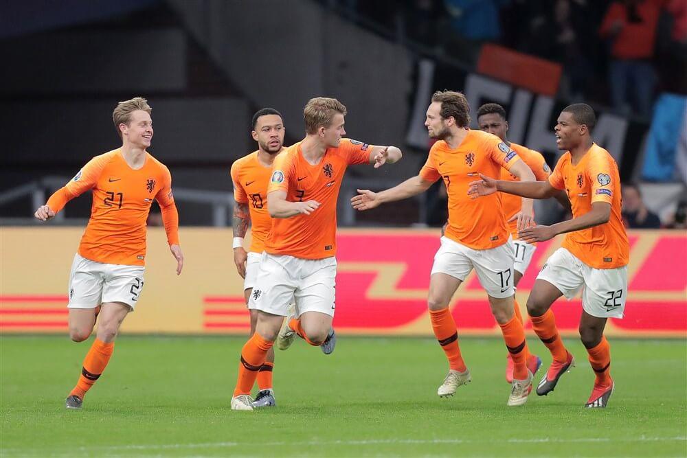 Voorbeschouwing Estland - Nederland
