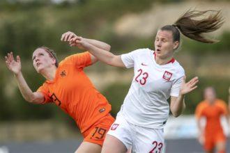 OranjeLeeuwinnen verliezen ook van Polen op Algarve Cup