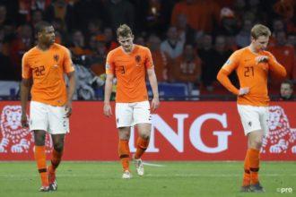 Rapportcijfers Nederland - Duitsland EK2020