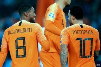 De rapportcijfers voor Oranje na Nederland – Wit-Rusland