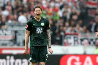 """Weghorst hoopt op Oranje: """"Beter geworden qua voetballend vermogen"""""""