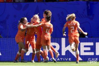 Halve finale WK 2019: Oranje Leeuwinnen – Zweden