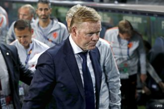 Koeman na mislopen Nations League