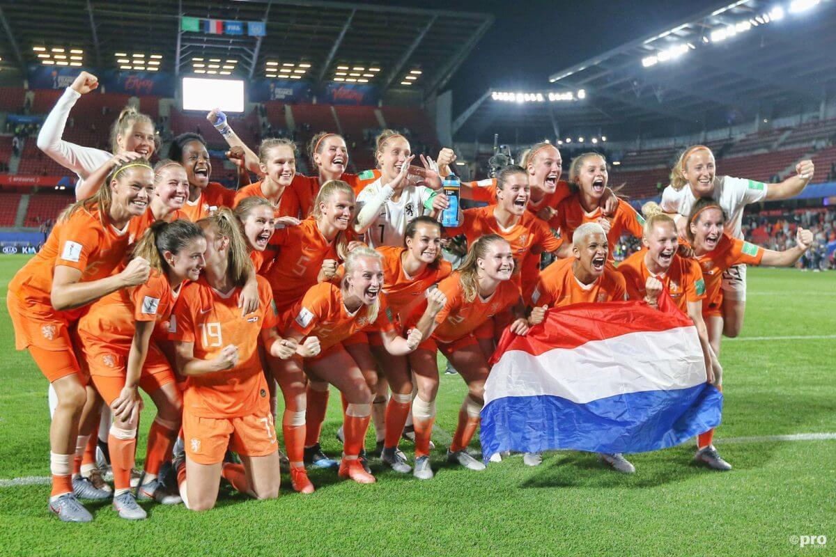 Kwartfinale: Oranje Leeuwinnen - Italië