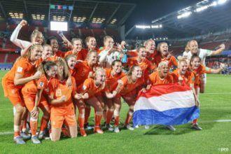 Kwartfinale WK 2019: Oranje Leeuwinnen – Italië