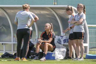 Martens slaat afsluitende groepstraining Oranje over