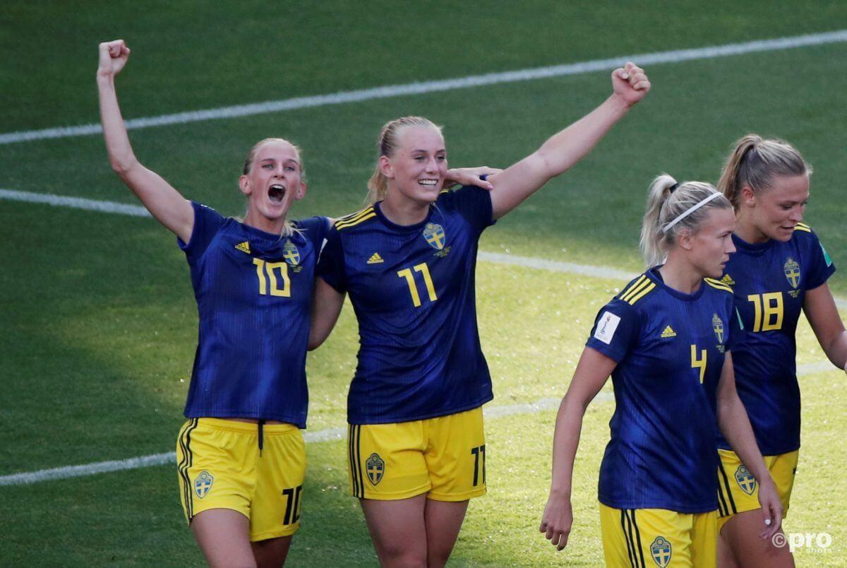 De halve finale is Nederland - Zweden