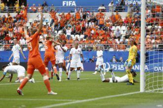 Wanneer spelen de Oranje Leeuwinnen de achtste finale
